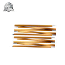 1m 2m 3m extruded flexible tent rods pipes